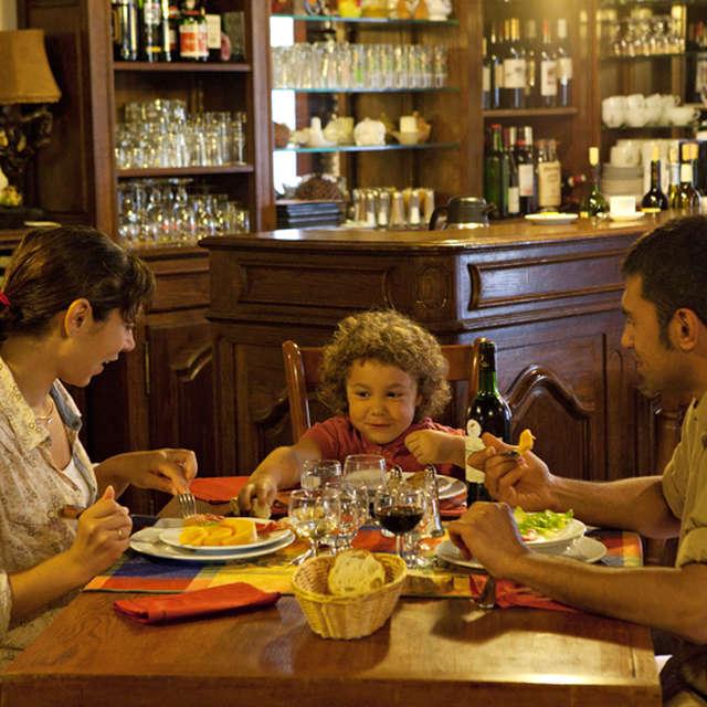 Restaurant Auberge Lou Bourdié