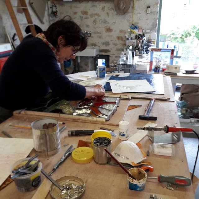 Atelier Verre Lapopie Expo-Vente