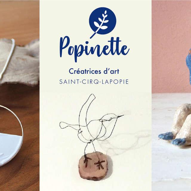 Popinette, Magasin d'Artisanat d'Art