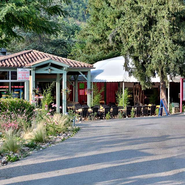 Restaurant Bar Pizzeria La Plage
