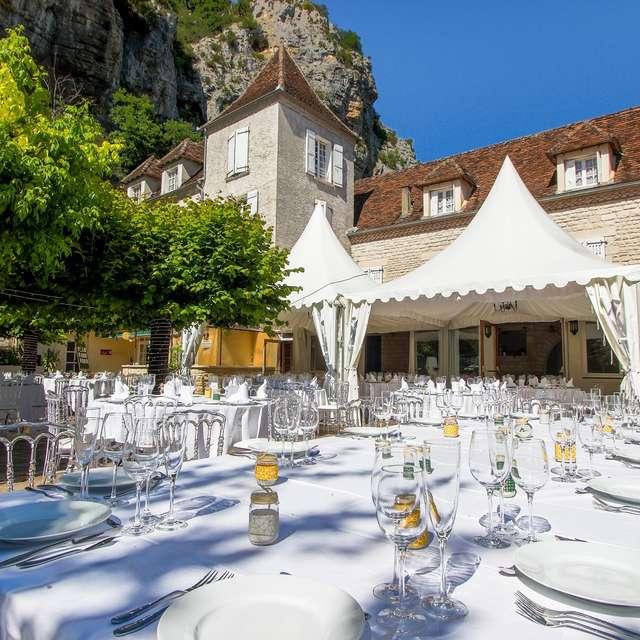 Restaurant Domaine Les Falaises