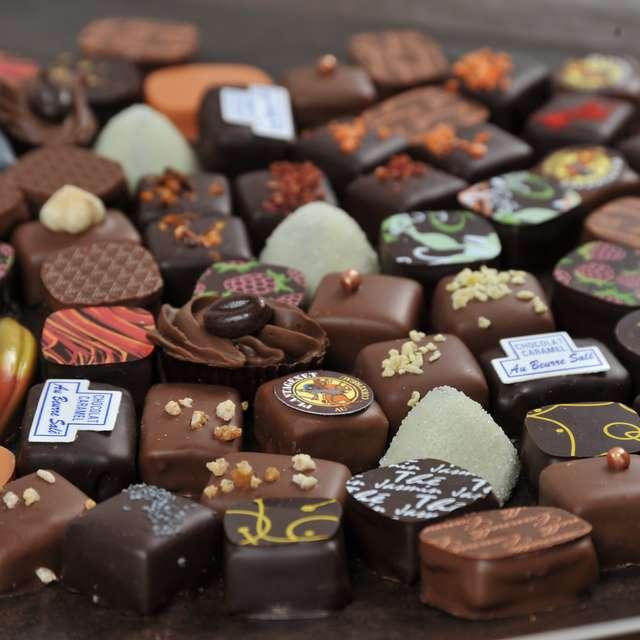 CHEZ MON CHOCOLATIER - CHOCOLATERIE GUISABEL