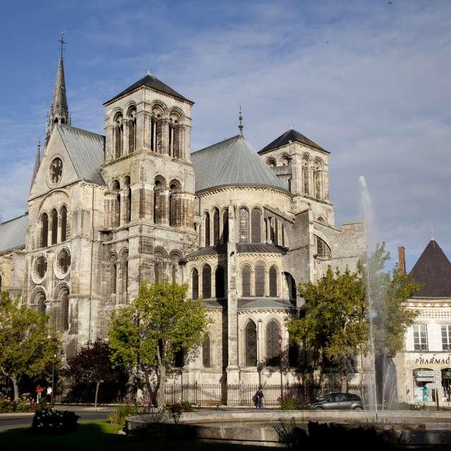 Visite Audioguidée - Collégiale Notre-Dame en Vaux