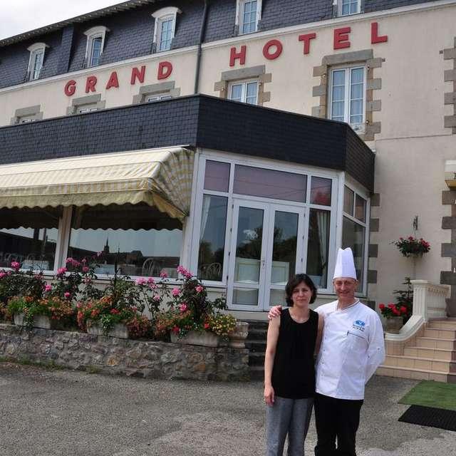 HOTEL RESTAURANT LE GRAND HOTEL