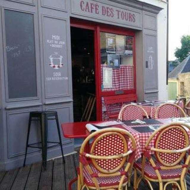 CHAMBRE D'HÔTES AU CAFÉ DES TOURS