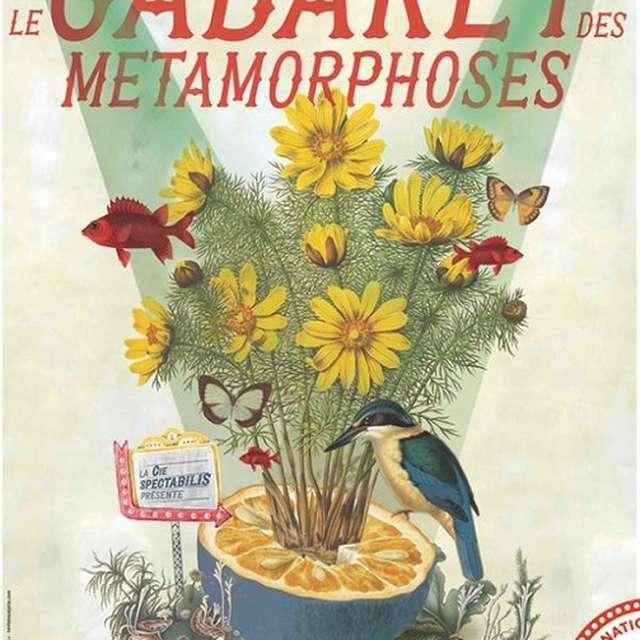 LE CABARET DES MÉTAMORPHOSES