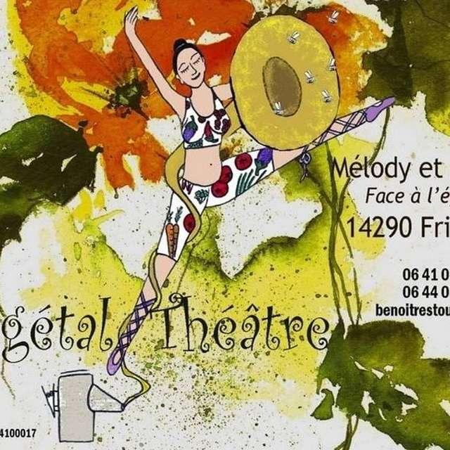 Concert au Végétal Théâtre