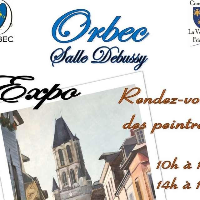 Exposition : Le rendez-vous des peintres! ANNULE