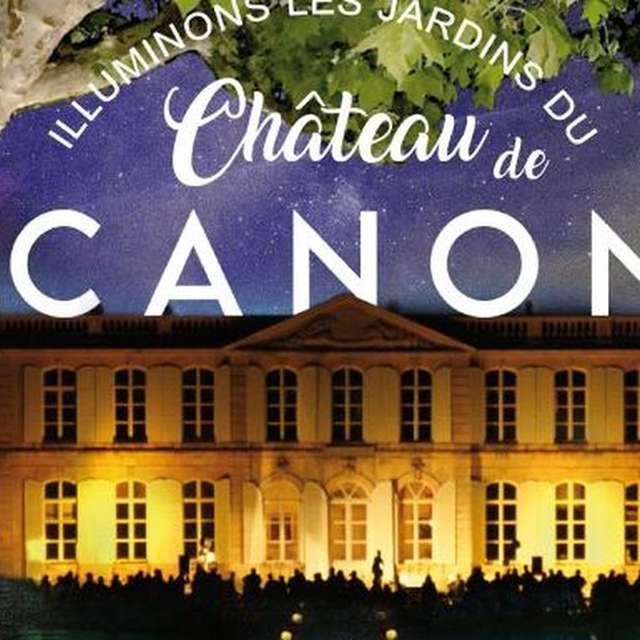 Soirées illuminées au Château de Canon