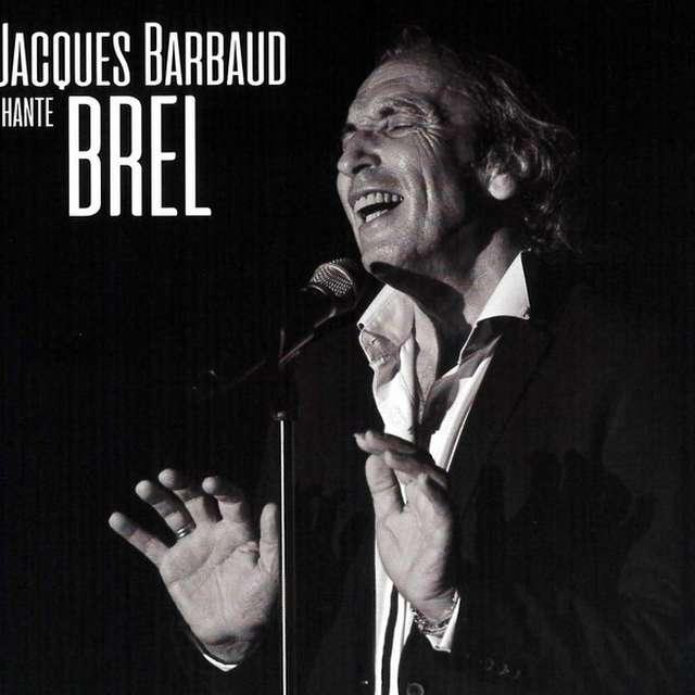 Spectacle à la Loco à Mézidon Vallée d'Auge : Jacques Barbaud chante Brel