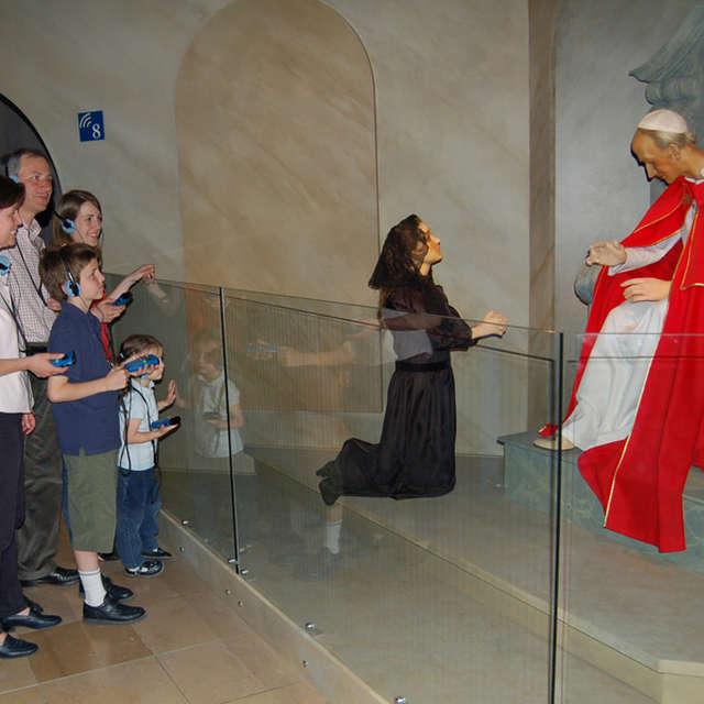 Sainte Therese wax museum