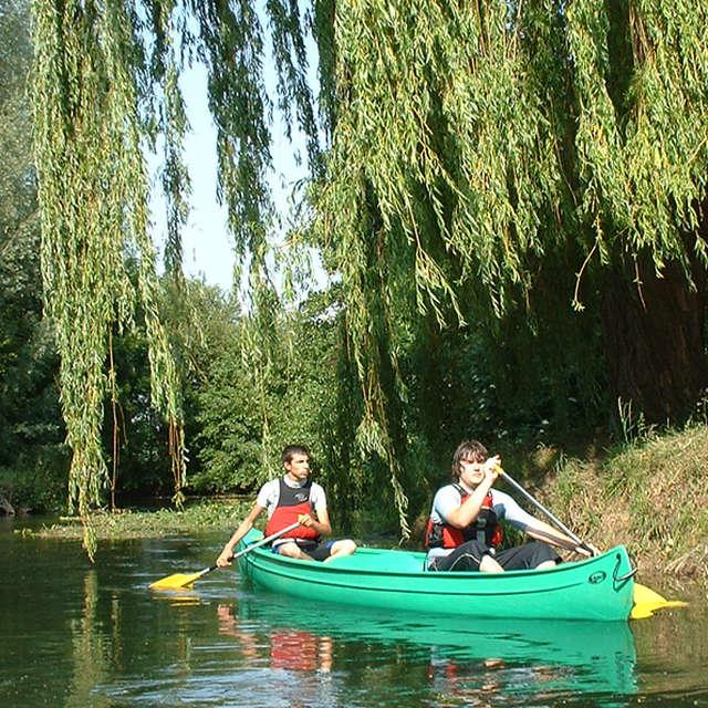 USPCK - Balades en rivière, canoë-kayak