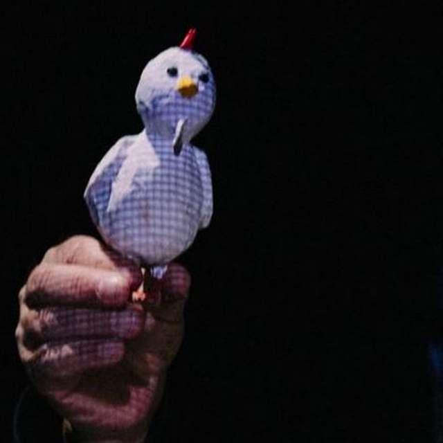 Monsieur, Monsieur - spectacle de marionnettes
