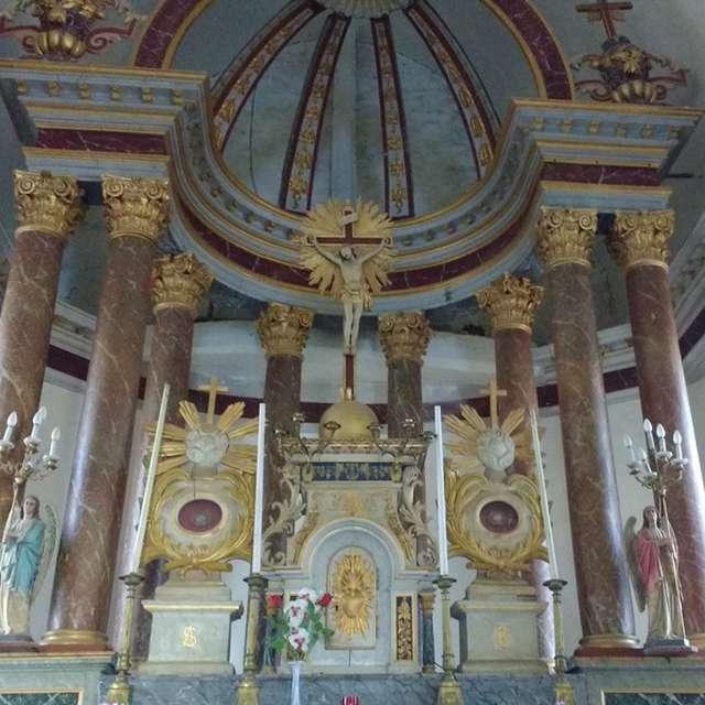 Visitez les églises du Pays d'Auge