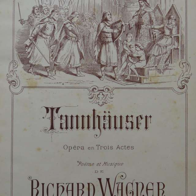 Tannhäuser de Richard Wagner, en direct de l'Opéra de Rouen