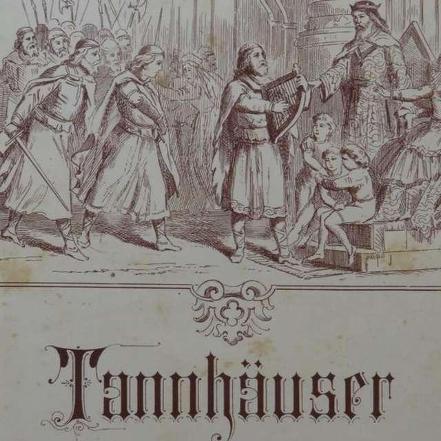 Tannhäuser, de Richard Wagner. Retransmission en direct de l'Opéra de Rouen.