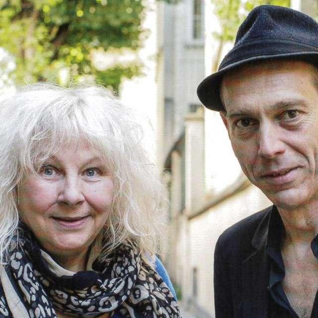 Spectacle à la Loco à Mézidon Vallée d'Auge : Yolande Moreau et Christian Olivier - Prévert