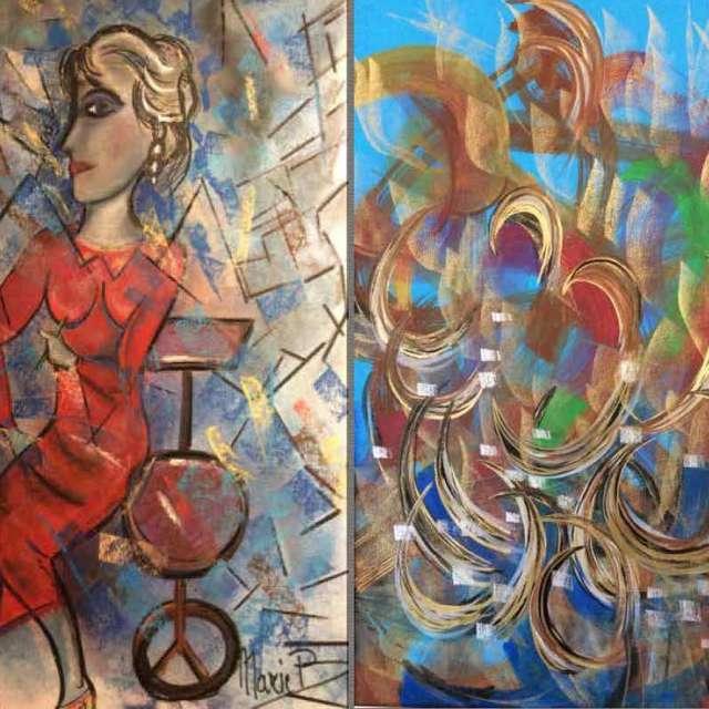Exposition de Marie Boye