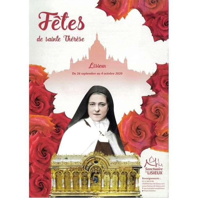Fêtes de Sainte-Thérèse