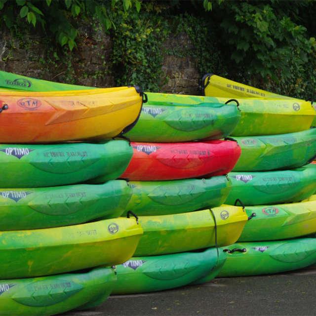 Canoé-Kayak : Lexovives à Lisieux