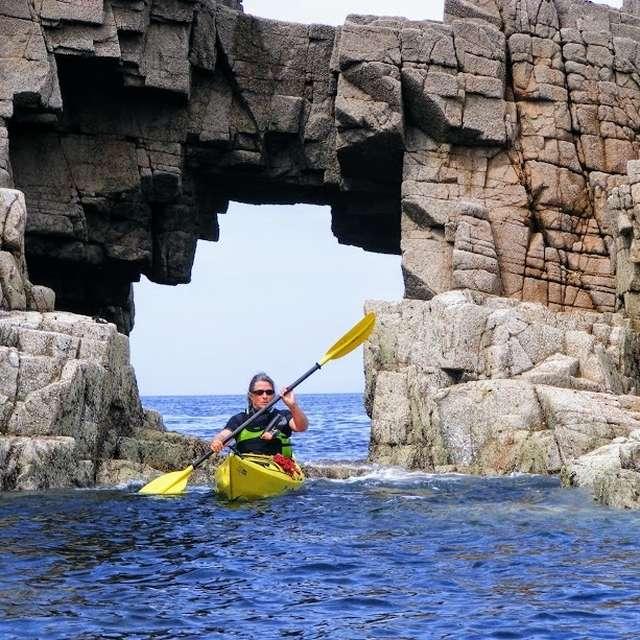 La Roche-Derrien canoë-kayak et Plougrescant kayak de mer
