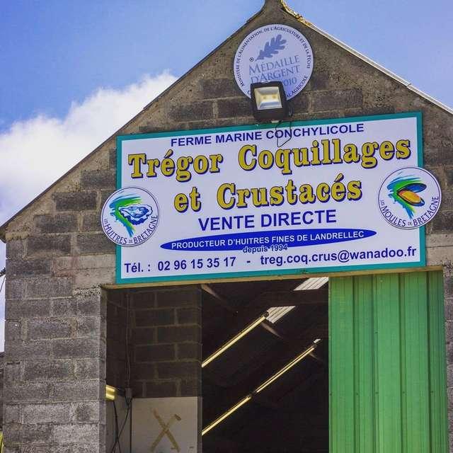 Trégor Coquillages et Crustacés