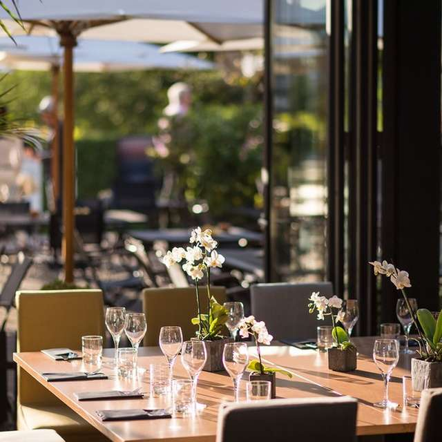 Restaurant Le Végétarium  de La Maison Yves Rocher