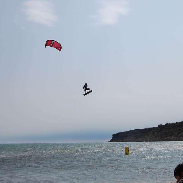 EB Kite - Ecole de kitesurf