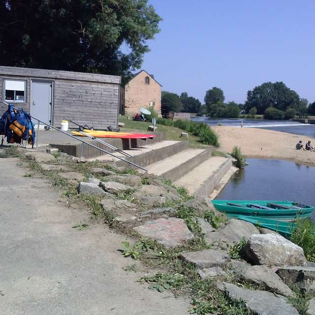 AVENTURE NAUTIQUE AT FILLE WATERSPORTS CENTRE
