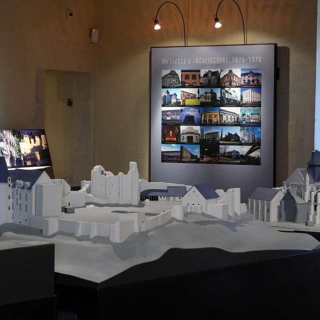 CENTRE D'INTERPRETATION DE L'ARCHITECTURE ET DU PATRIMOINE - CHÂTEAU DE SAINTE-SUZANNE