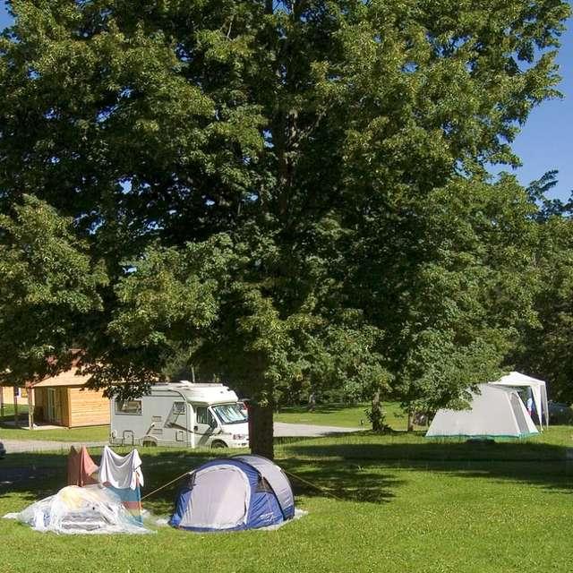 Hotellerie de plein air Gîtes de France  - LA CHAPELLE TAILLEFERT - Réf : 23G0714