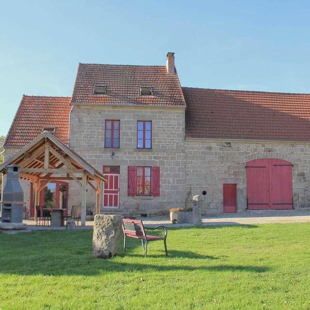 Location Gîtes de France - ARS - 10 personnes - Réf : 23G1169
