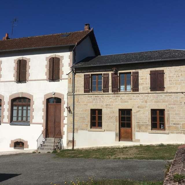 Location Gîtes de France - SAINT-PARDOUX-MORTEROLLES - 6 personnes - Réf : 23G837