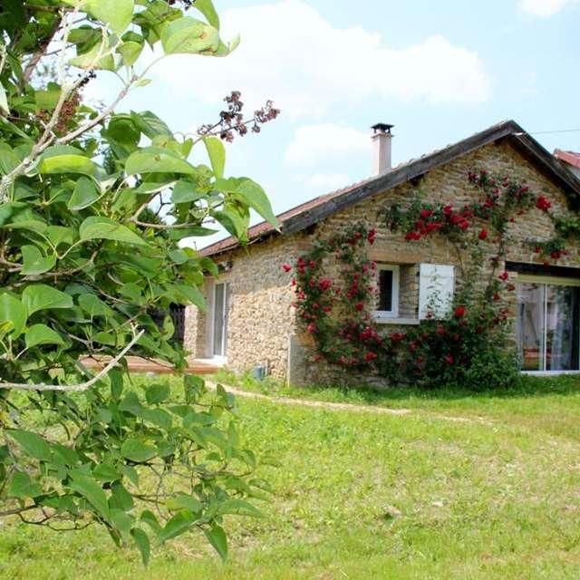 Location Gîtes de France - SAINT MARTIN SAINTE CATHERINE - 4 personnes - Réf : 23G1298