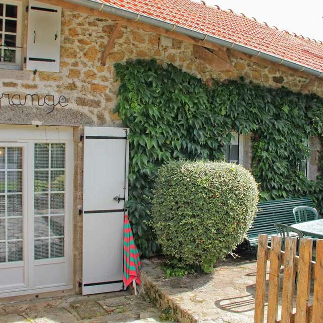 Location Gîtes de France - SAINT FRION - 6 personnes - Réf : 23G271