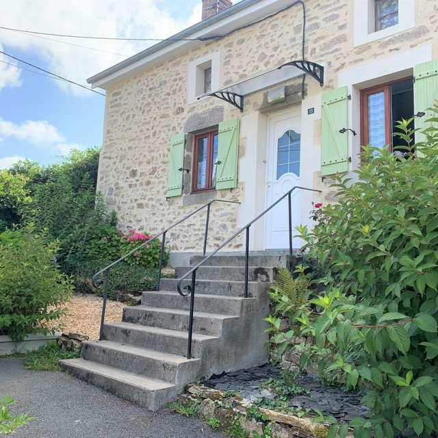 Location Gîtes de France - SAINT AGNANT DE VERSILLAT - 4 personnes - Réf : 23G1383