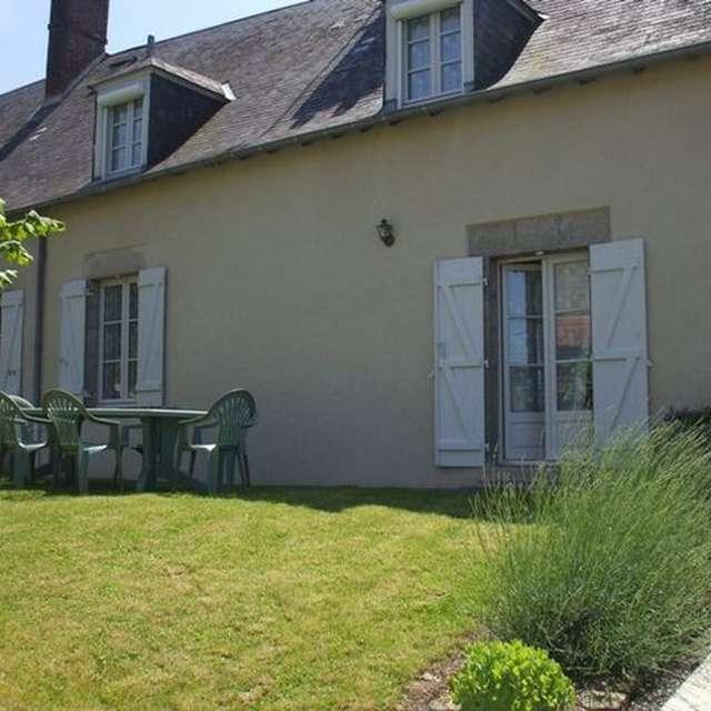 Location Gîtes de France - VAREILLES - 5 personnes - Réf : 23G1455