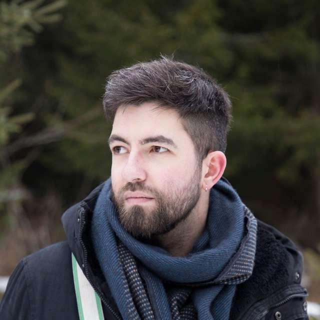 Adem Elahel création numérique sur textile