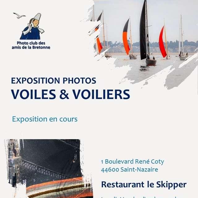 Exposition photos « Voiles et voiliers »