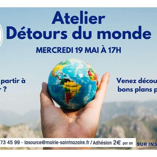 Atelier « Détours du monde »