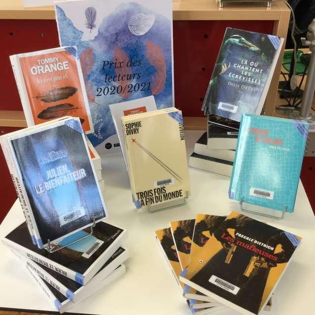 Proclamation du « Prix des Lecteurs »