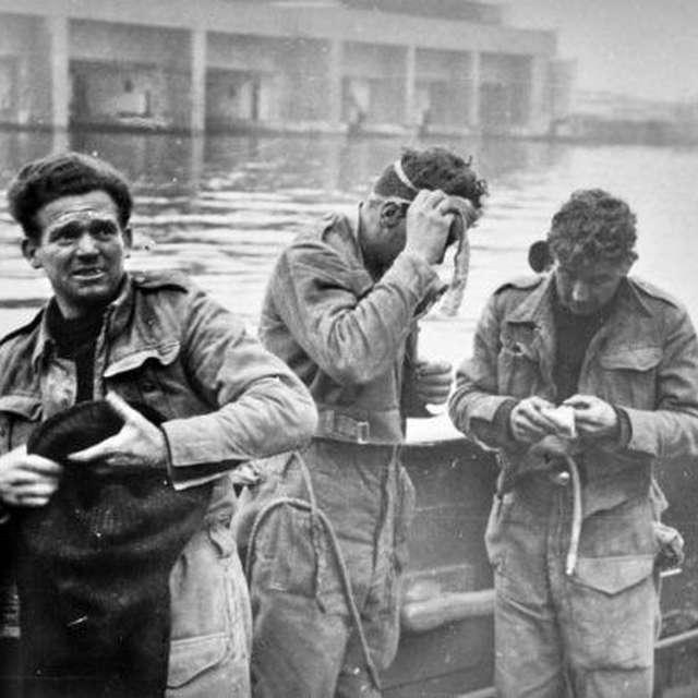 Raid sur Saint-Nazaire, visite commentée de l'opération Chariot de 1942
