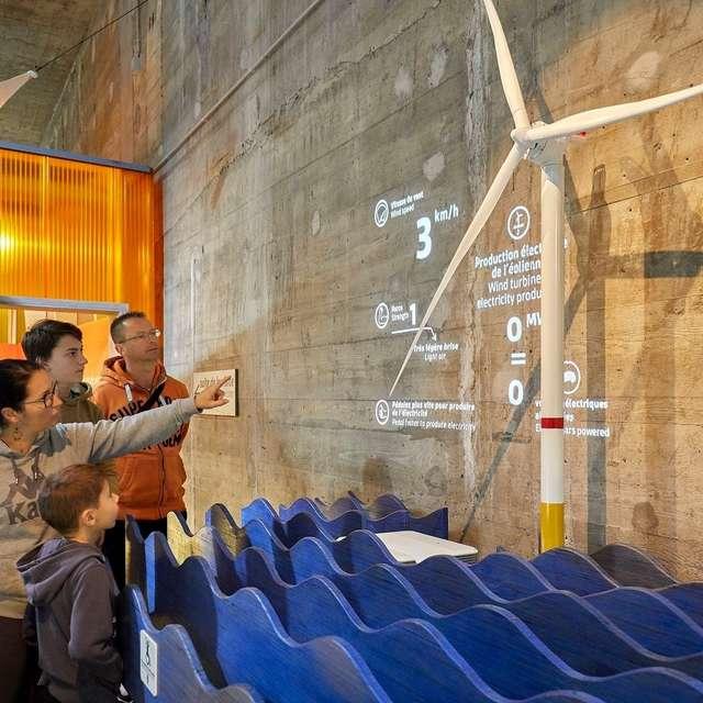 EOL centre éolien à tarif préférentiel pour les Journées du patrimoine