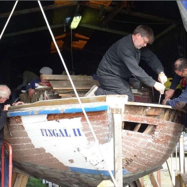 « Bateaux - plaisirs », découverte de bateaux anciens de plaisance et de leur restauration