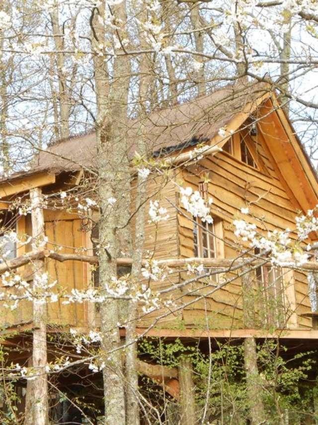 Les cabanes de Trencalli