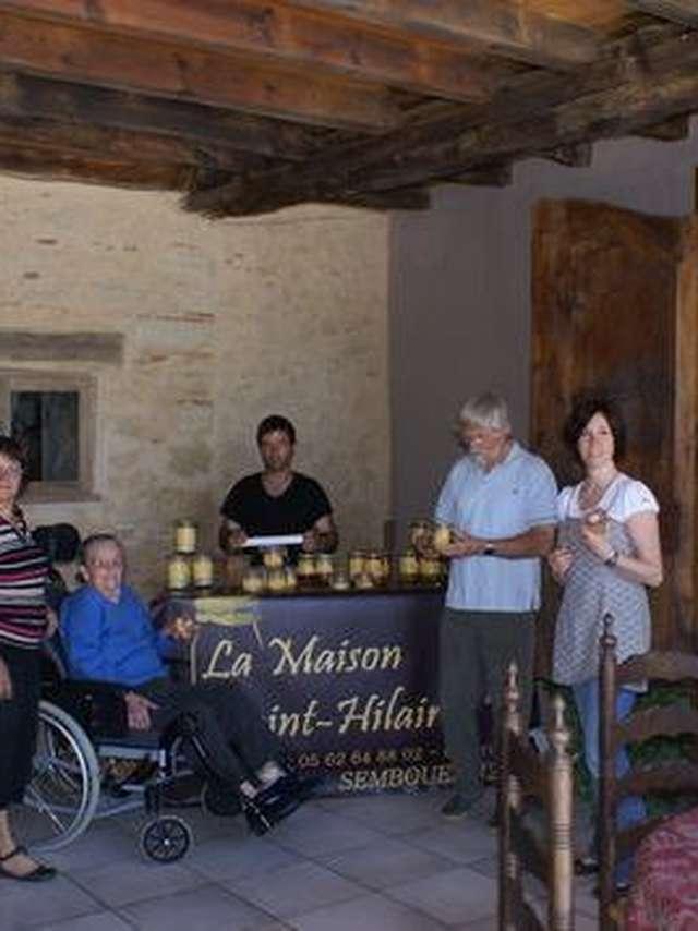 LA MAISON SAINT HILAIRE