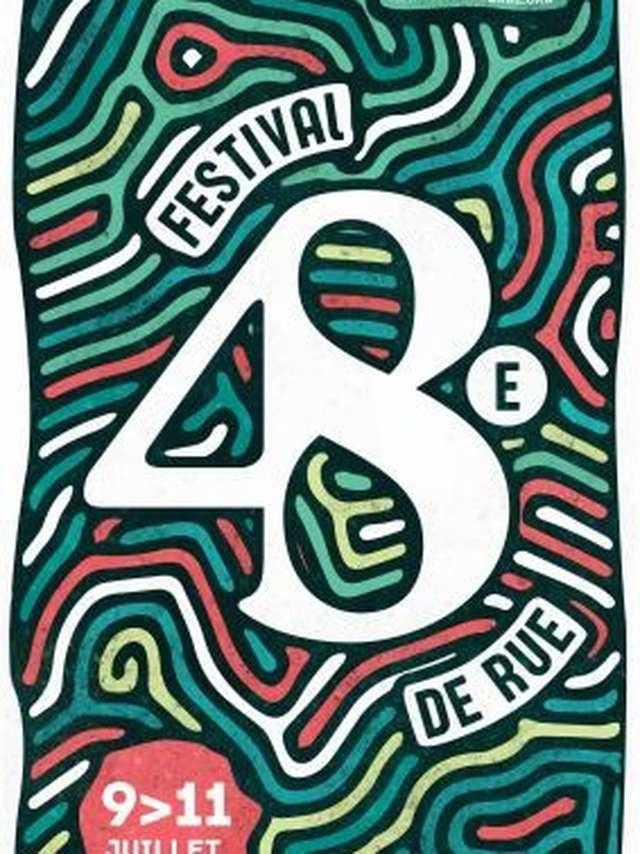 FESTIVAL 48 ÈME DE RUE