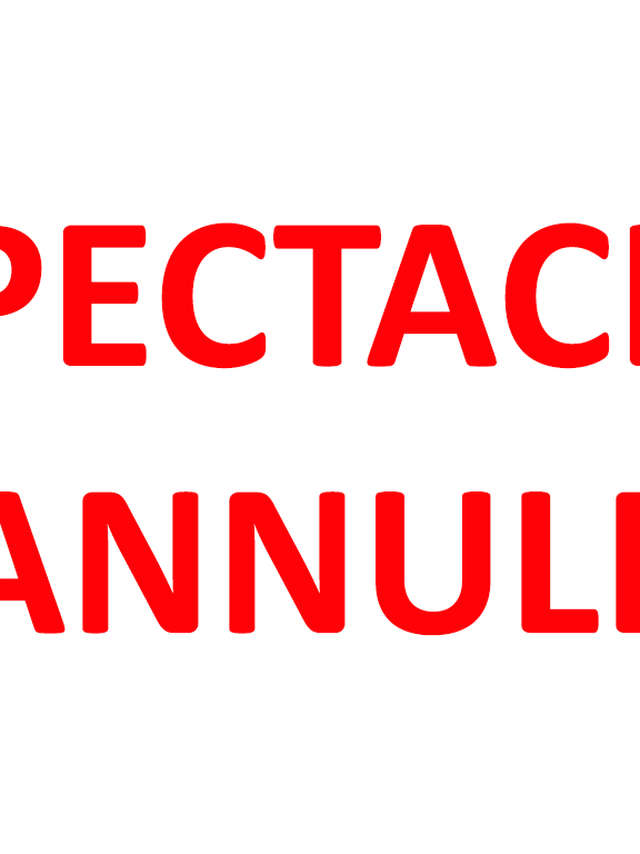 LES TONDUES - SPECTACLE ANNULÉ