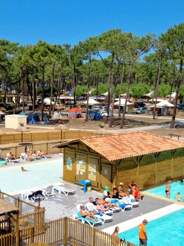 Camping Campéole Les Tourterelles