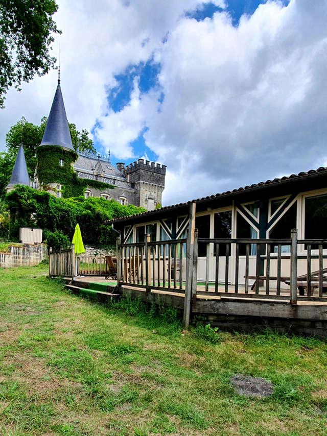 Château Belle Epoque - La Serre